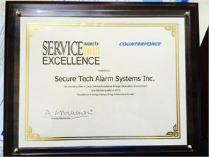 Secure Tech Alarm Systems Inc.