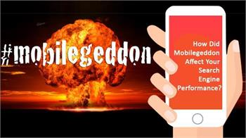 How Did Mobilegeddon Affect Your Search Engine Performance?