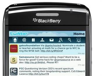 25 BlackBerry tips and tricks