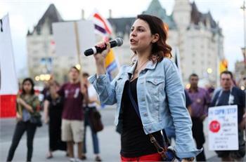 Student leader denounces 'rape culture' on campus