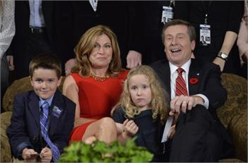 John Tory wins Toronto mayoral race