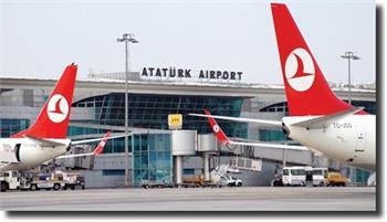 دهها نفر در انفجارهای انتحاری فرودگاه آتاتورک ترکیه - استانبول، جان باختند