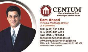 Centum Liberty Mortgages Corp.