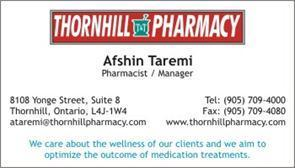 Thornhill Pharmacy