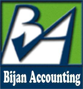 1- Bijan Accounting , Business Professional Accountant حسابداری بیژن