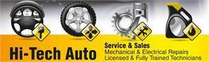 Hi-Tech Auto - Service And Sales - Mechanical And Electrical Repairs