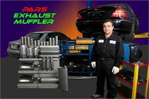 Pars Exhaust And Muffler