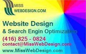 Miss Web Design