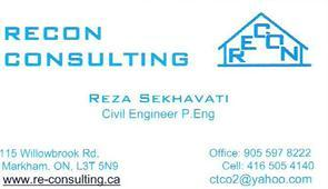 Recon Consulting
