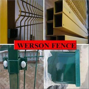Hengshui Werson Wire Mesh Fence Co.,Ltd