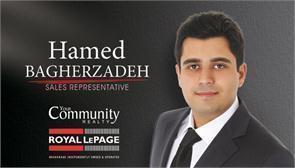 Zarvaragh hamed bagherzadeh real estate agent royal lepage real estate agent royal lepage your community realty reheart Gallery