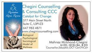 Chegini Counselling And Consulting - مشاور خانواده