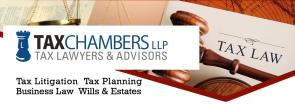 Taxchambers Llp Tax Lawyers & Advisors | Toronto, Canada