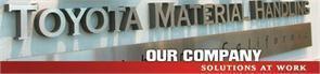 Toyota Material Handling Northern California West Sacramento