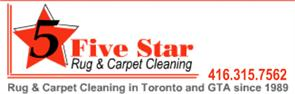 Five Star Rug And Carpet Cleaning