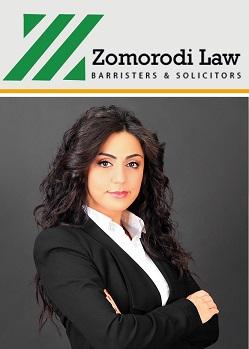 1- Zomorodi Law
