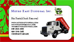 Metro East Disposal Inc
