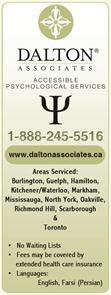 Dalton Associates, Accessible Psychological Services