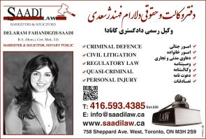 Saadi Law, A Boutique Law Firm