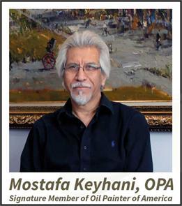 1- Keyhani Art Studio- Art Gallery - Original Oil Paintings - Art Classes And Workshops - Art Portfolio