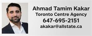 1 Allstate Insurance Company - Toronto Centre Agency