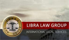 1- International Legal Services, Libra Law Group - Libra Liana Inc.