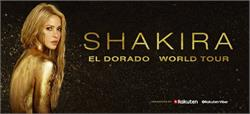 Shakira | Toronto, Canada - Saturday, January 20, 2018 at 7 PM - 10 PM