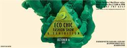 Eco Chic Fashion Show Fall 2013